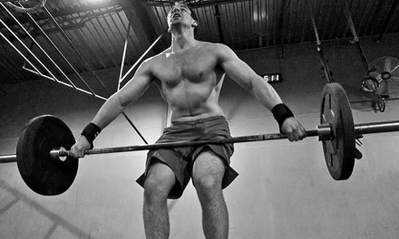 1 Unlimited Month or 10 CrossFit Classes with a 3-Hour Intro Class at CrossFit Prime (Up to 79% Off)