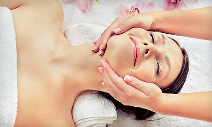 Serenity Massage and Spa - Media: One or Three Dermalogica or Anti-Aging Fall Enzyme Facials at Serenity Massage and Spa (Up to 58% Off)