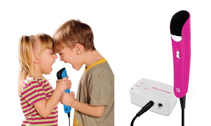 handheld karaoke machine