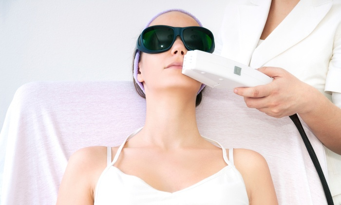 Laser Touch Aesthetics (New York) - Multiple Locations: Laser Hair Removal at LaserTouch Aesthetics (Up to 88% Off). Six Options Available.