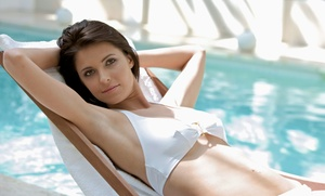 Love To Tan: Four Airbrush Tanning Sessions at Love To Tan (45% Off)