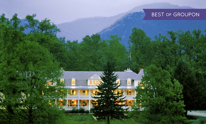 Balsam Mountain Inn - Balsam, North Carolina: 2-, 3-, or 4-Night Stay for Two at Balsam Mountain Inn in the Great Smoky Mountains, NC. Combine Up to 8 Nights.