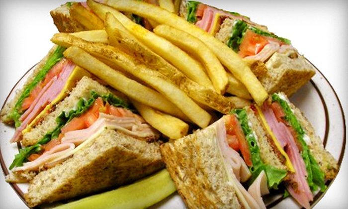 Mainstreet Cafe - Reedley: $10 for $20 Worth of American Food at Mainstreet Cafe