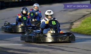 West country karting: West Country Karting: 80 Laps from £19.95 (Up to 78% Off)