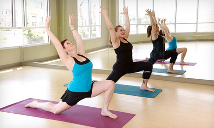 Joy Yoga Center - Washington Ave./ Memorial Park: 25 Yoga Classes or One Month of Unlimited Yoga Classes at Joy Yoga Center (Up to 90% Off)