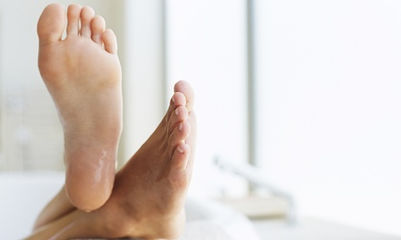 Two Laser Fungus Removals on One Foot or Hand, or on Both Feet or Hands at Skin Solutions Medical Spa (Up to 65% Off)