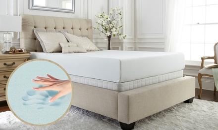 PuraSleep XCEL Advanced Technology Gel Memory-Foam 10