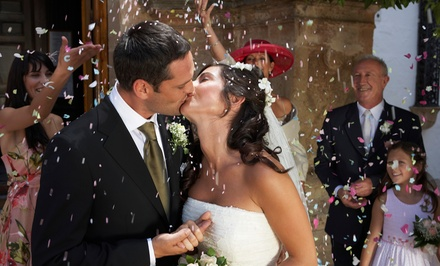 C$599 for Wedding Videography Service from Record Your Moment (C$1,299 Value)