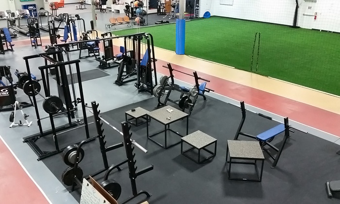 Built 2 Last Sports - Atlanta: One or Three Months of Gym Membership at Built 2 Last Sports (Up to 60% Off)