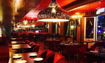 Kurhaus Scheveningen: luxe viergangen keuzediner bij VEDA Indian Restaurant & Lounge (2 4 pers.)