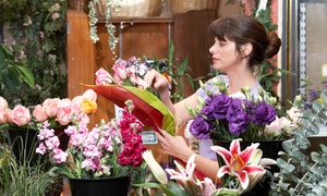 Admire Florist and Gifts: From $69 for a 1-Day Florist Course and from $135 for a 3-Day Course at Admire Florist and Gifts (From $150 Value)