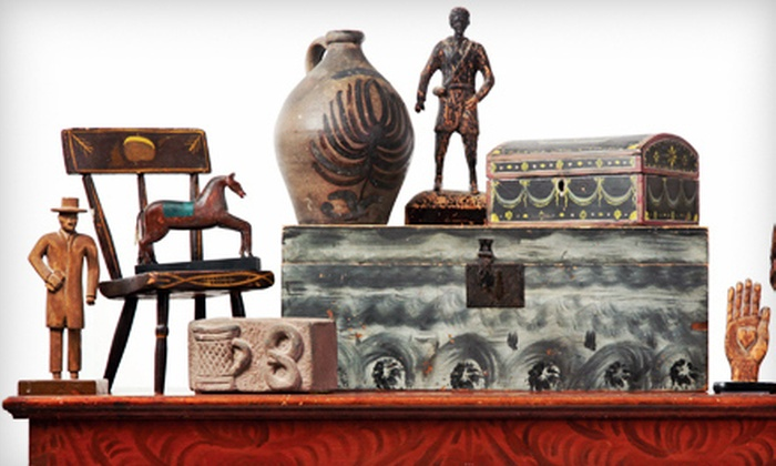 Garth's Auctions - Delaware: Treasure Hunter's Workshop for One, Two, or Four at Garth's Auctions in Delaware (Up to 67% Off). Three Dates Available.