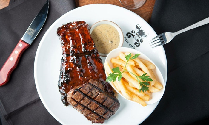 Ribs and Rumps Restaurant Voucher - Ribs and Rumps | Groupon