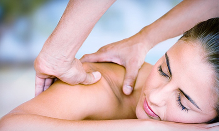 40-One Salon & Spa - Jamesburg: One or Three 60-Minute Renewal Massages at 40-One Salon & Spa (Up to 58% Off)