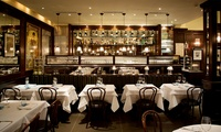 Three-Course Lunch or Dinner with Glass of Brut at Galvin Bistrot de Luxe, Baker Street