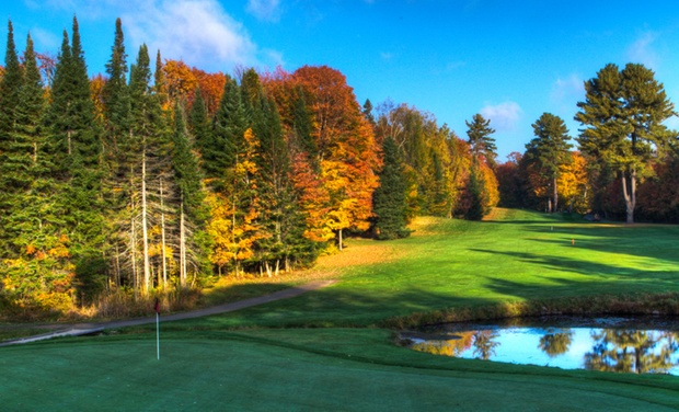 Pinestone Resort, Conference Centre & Golf Course - Haliburton, ON: Stay at Pinestone Resort, Conference Centre & Golf Course in Haliburton, ON. Dates into October.