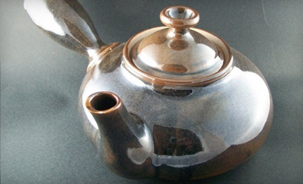 $25 Groupon - Classic Lines Pottery in Boise