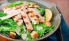 Up to 56% Off Custom Bowls and Salads at GRILLiT