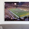 Up to 80% Off Panoramic NCAA Stadium Canvas Prints