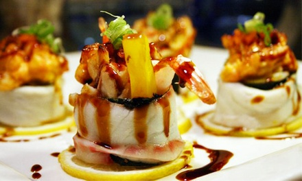 $20 for $35 Worth of Sushi and Asian Food at Fugu's Sushi and Wok