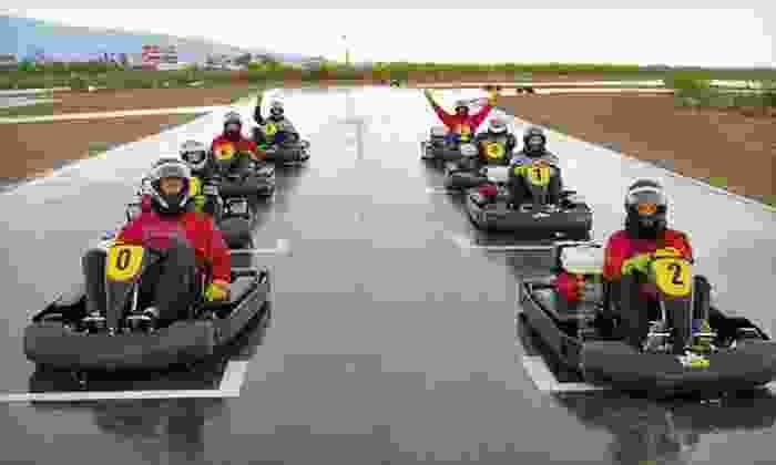 Musselman Honda Circuit - Tucson: Two Fast-Kart Races for One, Two, or Four at Musselman Honda Circuit (Up to 71% Off)