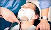 The Good Barber - Stone Oak: One or Two Men's Haircut and Shave Packages at The Good Barber (Up to 51% Off)