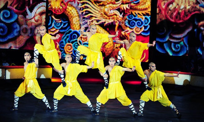 UniverSoul Circus - Chene Park: UniverSoul Circus at Chene Park (Up to Half Off). Eight Options Available.