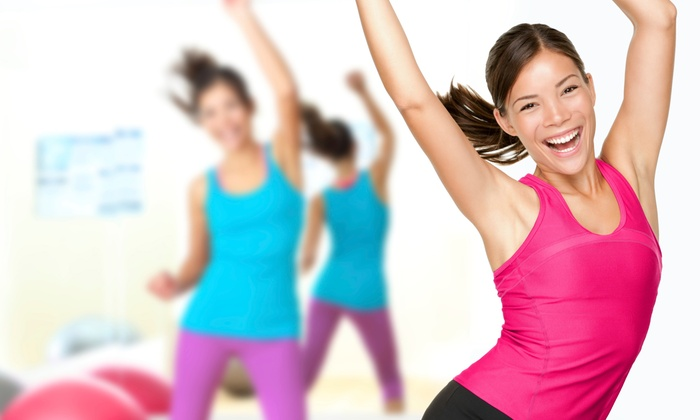 Goals In Motion Fitness Studio - Johnston: 10 or 20 Zumba Classes at Zumba at Goals in Motion– Katie Crow (Up to 50% Off)