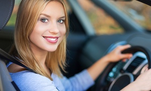 Audi Driving School: One or Two 90-Minute Driving Lessons from Audi Driving School (Up to 76% Off)