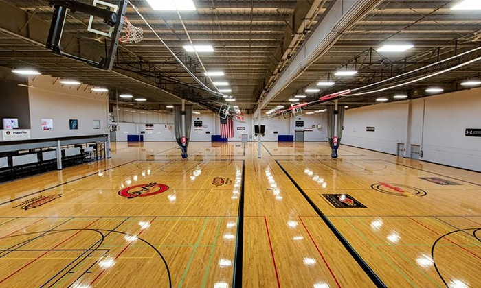 Hub Sports Center - Liberty Lake: Bubble Ball for One, Two, or Four on September 28 from 1 p.m. to 6 p.m. at Hub Sports Center (Up to 52% Off)