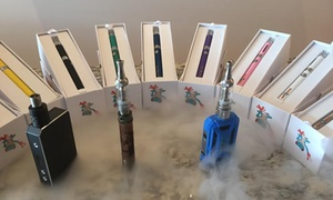 Frog Vapor: $15 for $30 Worth of E-Cigarettes and Accessories at Frog Vapor