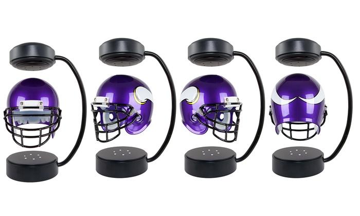 ea9d88539 Pegasus Sports LED NFL Gravity Rotating Hover Helmet | Groupon