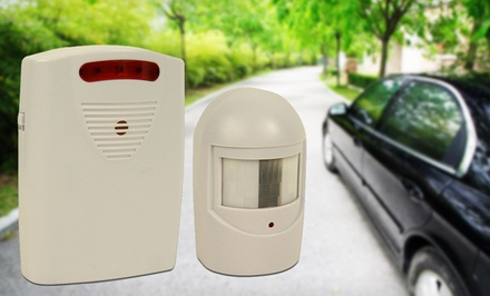 Infrared Wireless Home-Alert System