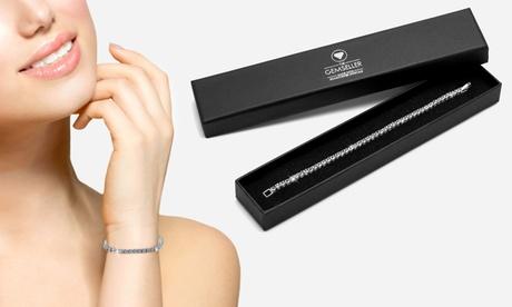Pulsera OMG Jewel adornada con 40 cristales de Swarovski®