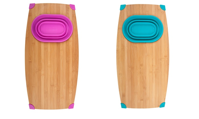 Core Bamboo Sink Cutting Board: Core Bamboo Sink Cutting Board. Multiple Colors Available. Free Shipping and Returns.
