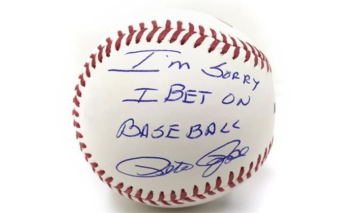 I sorry i bet on baseball autograph sporting press irish oaks betting websites