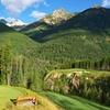 Mountain Lodge in British Columbia