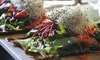 Rawthentic - Multiple Locations: Raw Vegan Cuisine for Two or Four or more People at Rawthentic (Up to 40% Off)