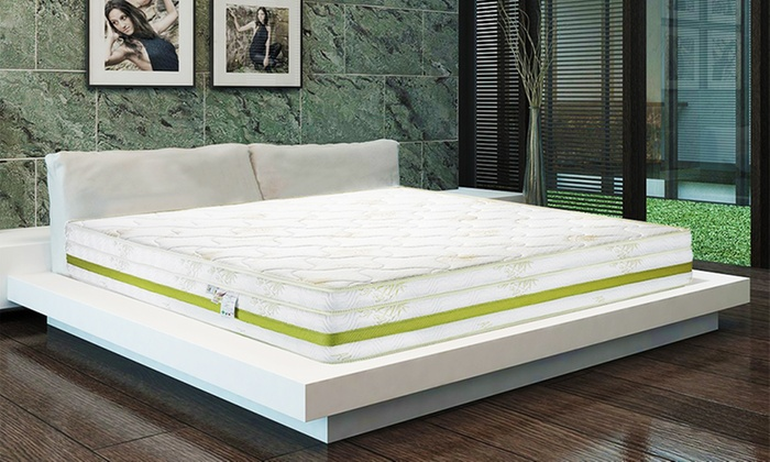 Materasso 5 Stars con topper | Groupon Goods