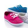 Coco Jumbo Kids Studded Low-Top Sneakers