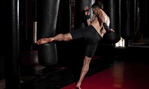 Nashville Mma East: Four Weeks of Unlimited Boxing or Kickboxing Classes at Nashville MMA East (54% Off)