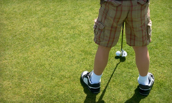 Twin Lakes Golf Course - Quinnipiac Meadows: Nine-Hole Golf Outing for Two or Four at Twin Lakes Golf Course in North Branford (Up to 52% Off)
