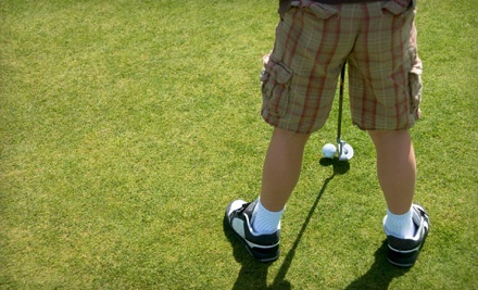 9 Holes of Golf for 2 (a $24 value) - Twin Lakes Golf Course in Branford