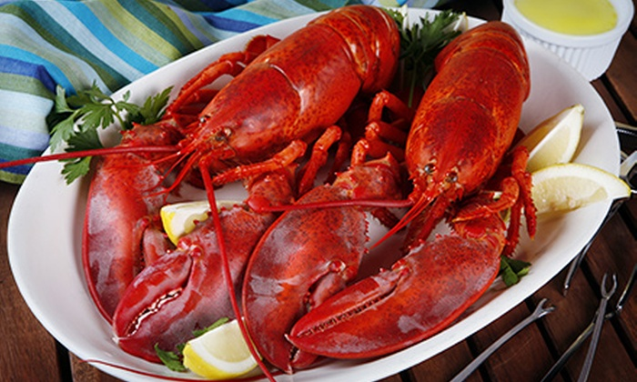 Maxwell Silvermans Restaurant (Parent) - Multiple Locations: $15 for a Shore Lobster Dinner at Maxwell-Silverman's Toolhouse or Luciano's Restaurant Union Station ($36 Value)