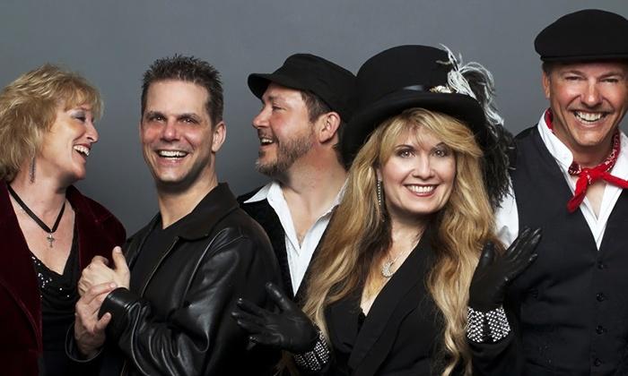 Fleetwood Mask - Fleetwood Mac Tribute Show - The Historic Bal Theatre: Fleetwood Mask - Fleetwood Mac Tribute Show at Historic Bal Theatre on Saturday, April 19 (Up to 57% Off)