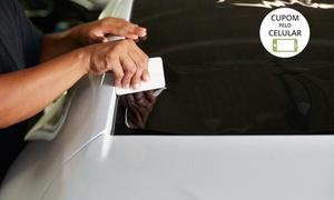 Primos Film: Primos Film – Glória: aplicação de película automotiva em carros de passeio ou de grande porte