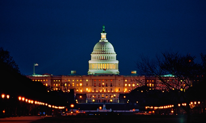 Private DC Tours - Washington DC: Three-Hour, Private Day or Night Tour in a Luxury SUV from Private DC Tours (Up to 50% Off)