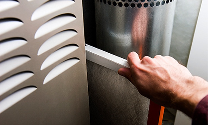 Axis Heating - Ottawa: Air-Conditioner Tune-Up, Furnace Tune-Up, or Both from Axis Heating (Up to 74% Off)