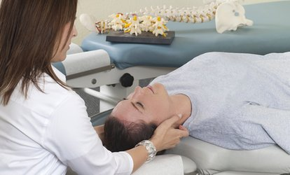 image for Chiropractic Consultation Plus Treatment from £24 at The Guildford Spine Centre (Up to 75% Off)