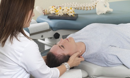 Chiropractic Exam Plus Treatment